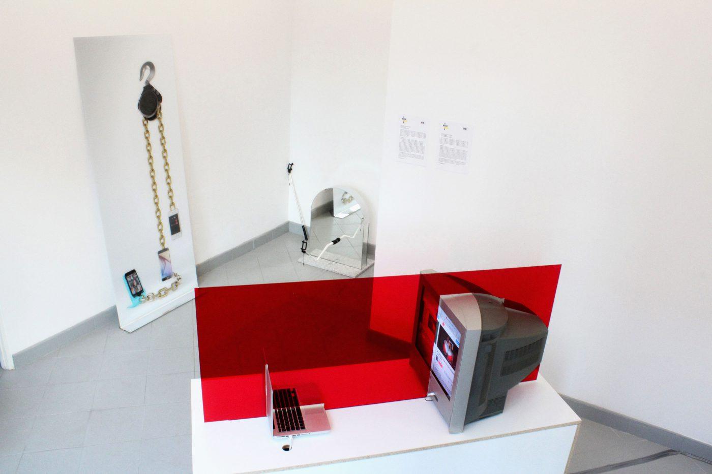 Installation by Lucas Gutierrez