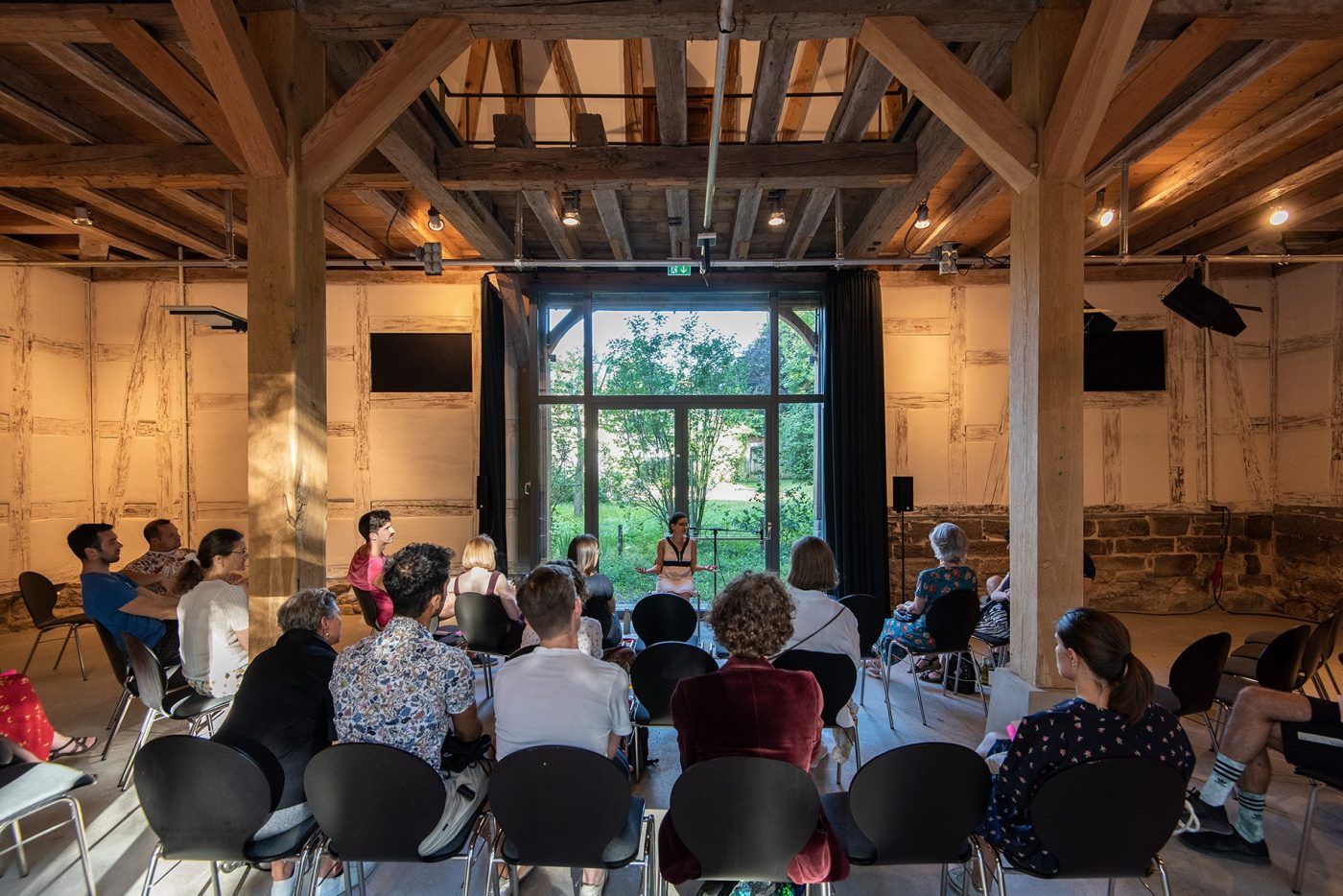 real-life lessons about residency programs - akademie schloss solitude
