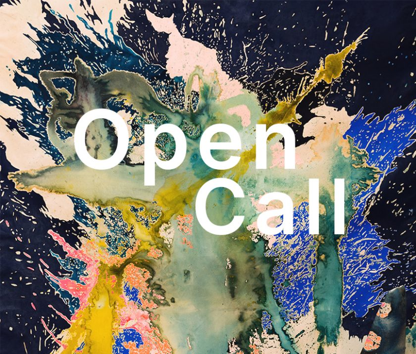 Open calls to apply to