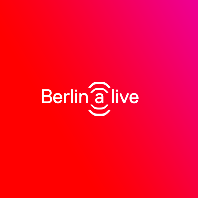 Virtual events from Berlin (a)live