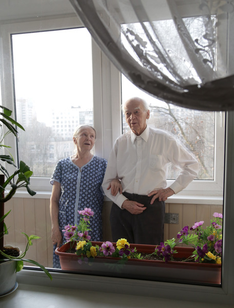 little russia: patterns of home