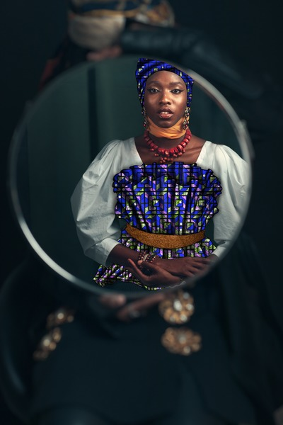 Alter Ego: Narratives of Fashion - obinna obioma and nafisa bukar