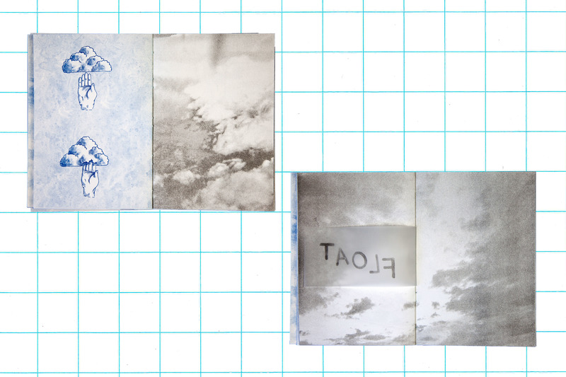 how to get your art book published - Studies on Precipitation by Rada Nastai and Adrian Rotzscher