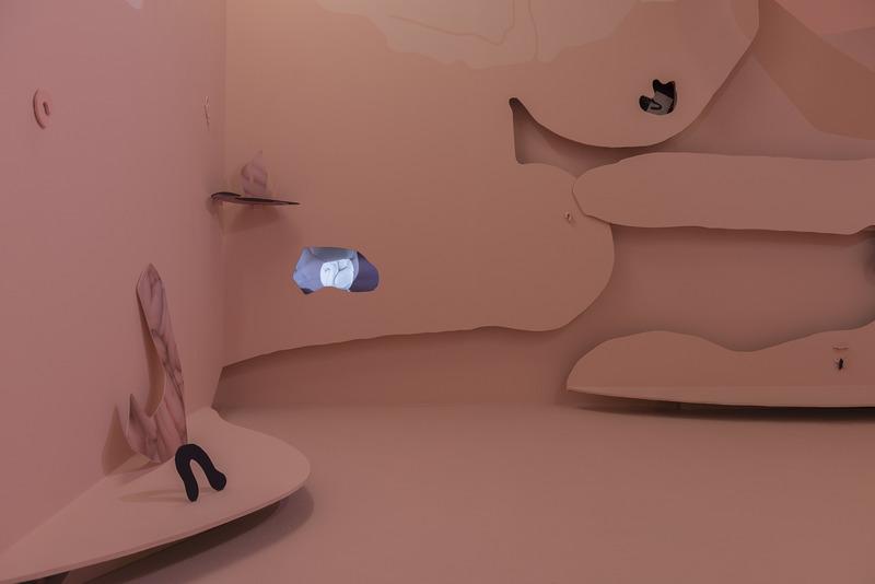 Environment: Encounter - Installation by Naomi Harwin